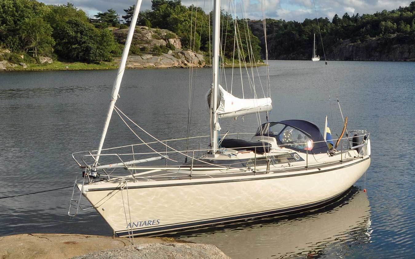 Dehler 34 Optima 101