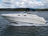 Begagnad Sea Ray 240 Sundancer