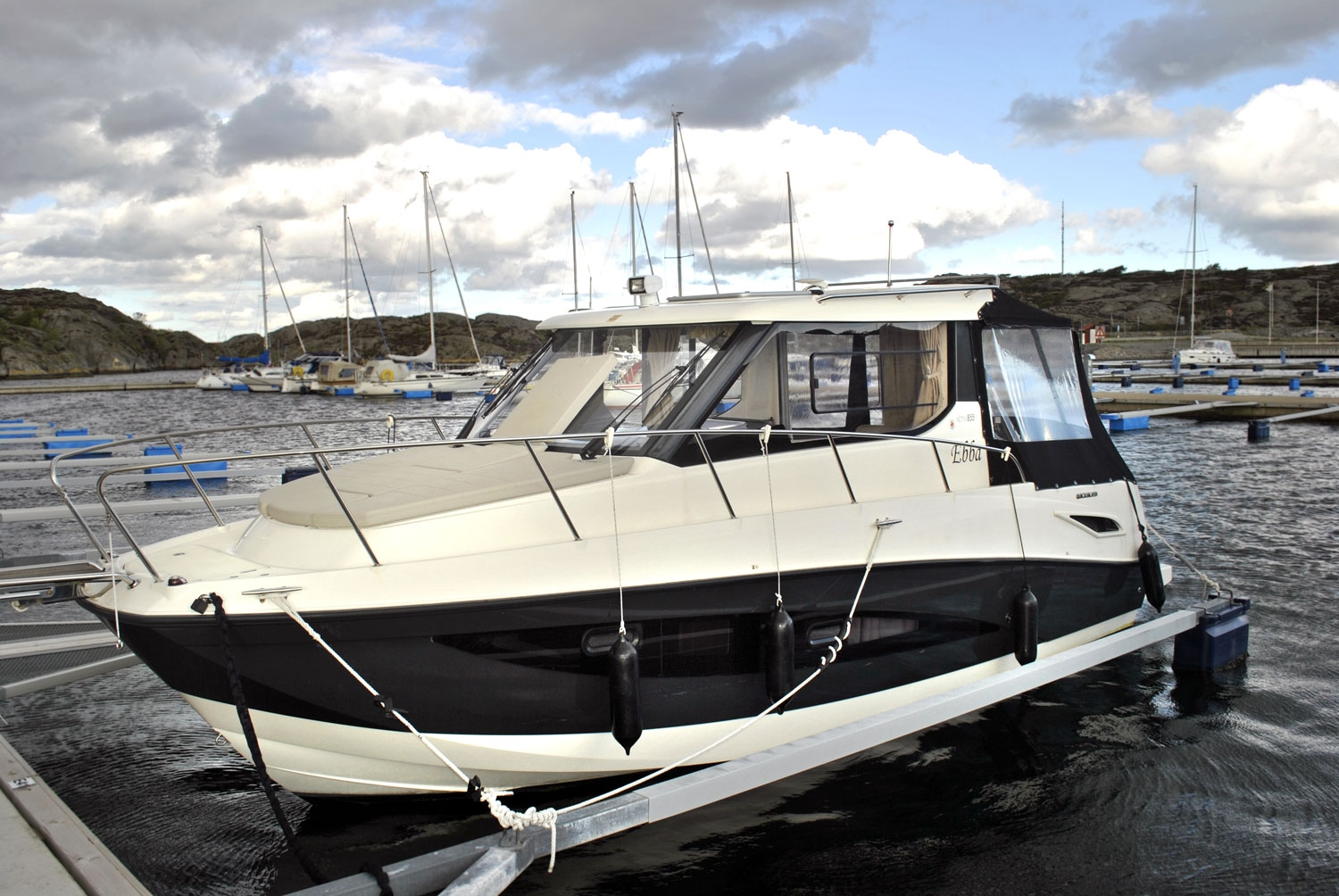 Quicksilver 855 Active Cruiser Reserverad