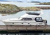 Begagnad Nord West 390 Flybridge